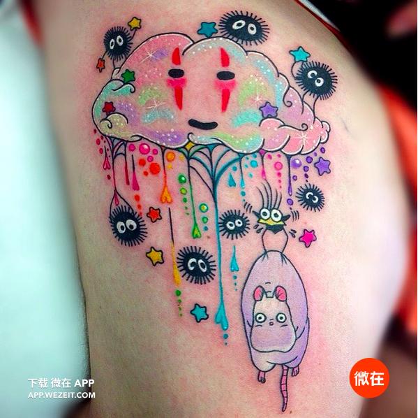 刺青 纹身 599_598