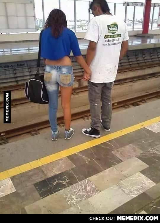 牛仔裤和牛仔短裤都穿上了!