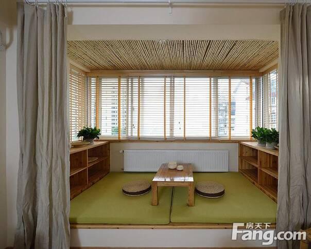 88平米小户型新房装修实景案例 日式简约风格温馨家居