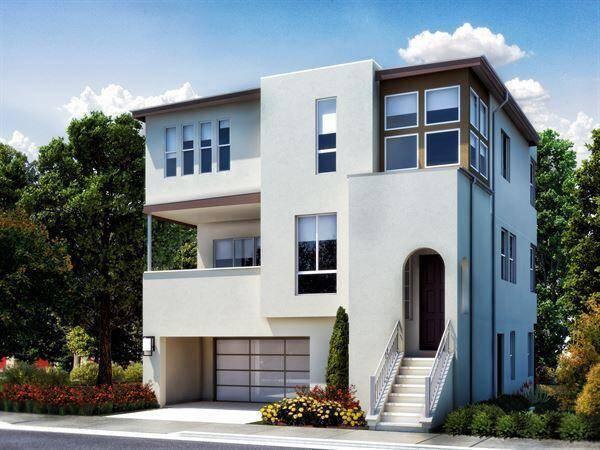 新农村自建房别墅占地100平米户型12套 其实是一家