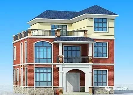 10套造价30万的新农村别墅设计,哪个您最爱