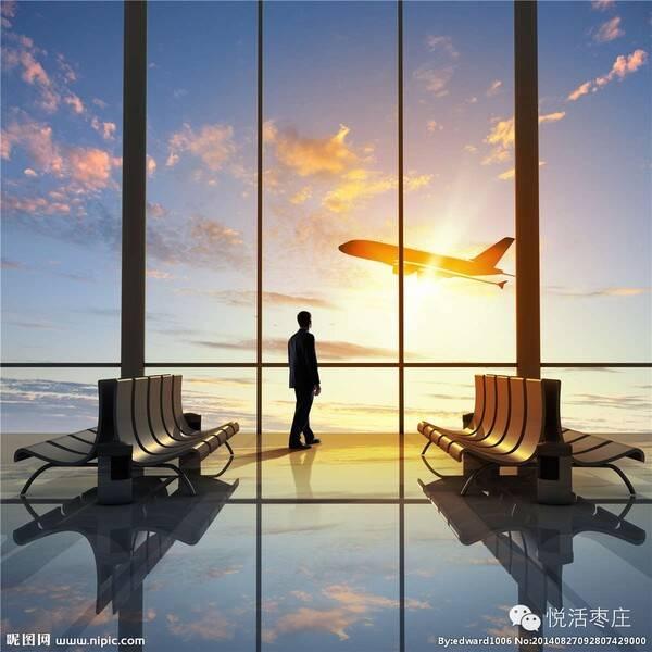 传说中的枣庄飞机场真的要建了!