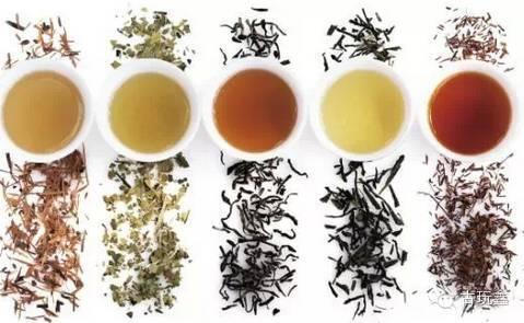[转载]一张图教你看懂中国所有茶叶!