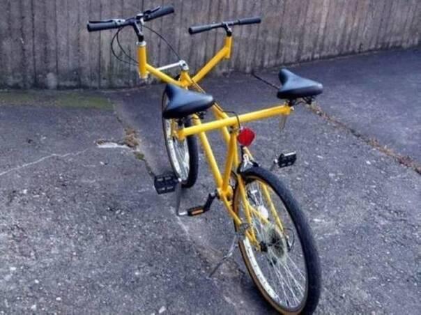 有人骑过吗?
