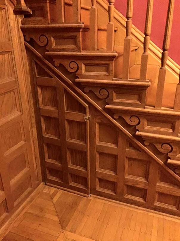 这位妈妈为孩子造了个哈利波特的房间