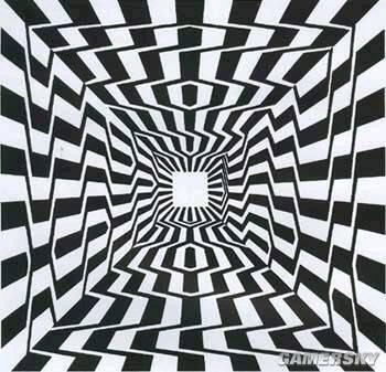 神奇的错觉图片 其实是眼睛欺骗了你
