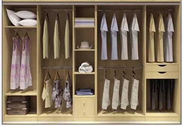 堂主说装修| 关于衣柜设计标准,看这一篇就够了!