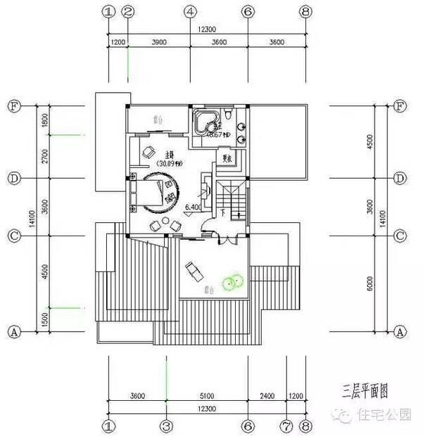 8套值得收藏的新农村自建房户型(含平面图)