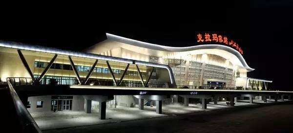 车站距离乌鲁木齐火车站241公里.