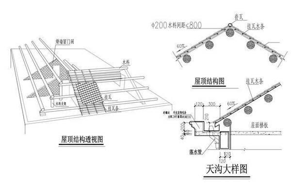 5米农村别墅设计图分享   【农村房屋设计图大全】_新农村自建房设计