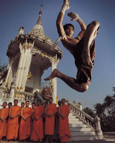 專訪泰國「李小龍」托尼賈:吳京人好又幽默。。。