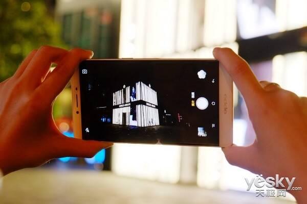 oppo r7 plus拍照画质评测:全能夜拍神器