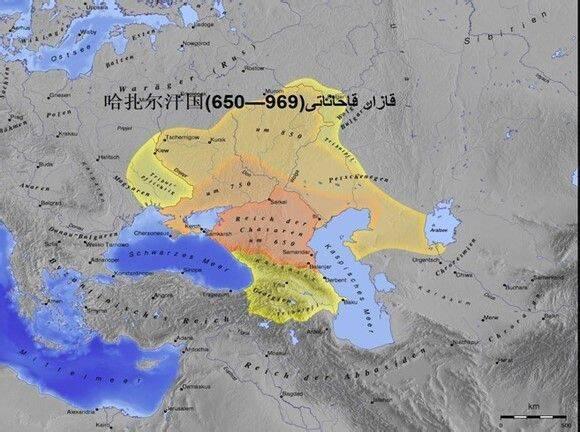 锡伯族萨满则说天有49层;维吾尔,塔塔尔,达斡尔,鄂伦春,鄂温克,则有3