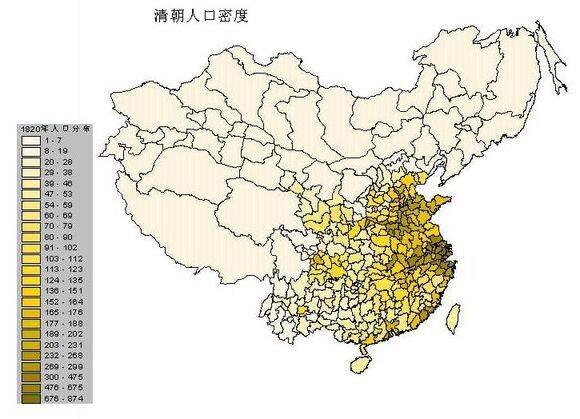 人口密度_四川人口密度