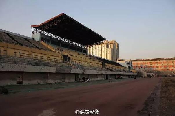 保定体育新城纳入十三五规划,将建3万人体育场