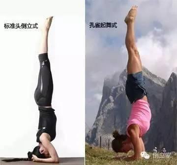 如何正确做瑜伽头倒立式