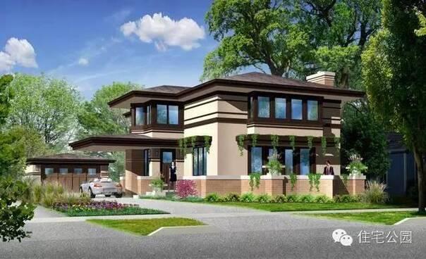 12套砖混结构乡村别墅户型分享