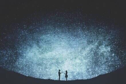 观光150727:加拿大摄影师拍摄的星空 美到窒息