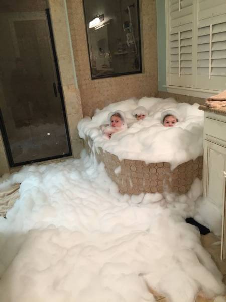 妈妈。沐浴露好像又没了