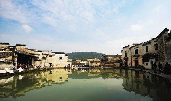 风景 古镇 建筑 旅游 摄影 600_357