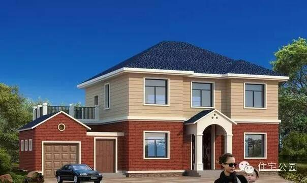 7套25万新农村自建房设计分享,哪个最美?