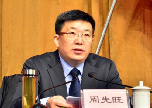 周先旺任武汉代市长