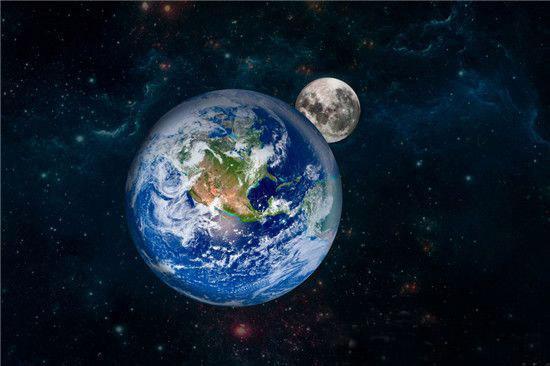 地球竟然是撩妹高手 小月亮情人多达18000个