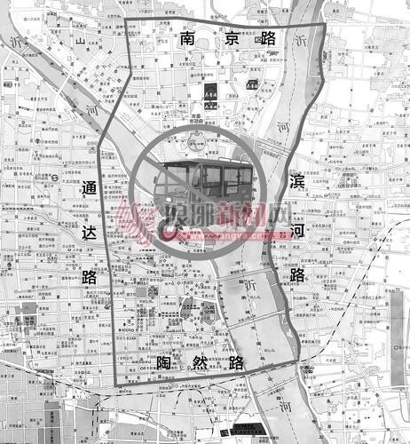 调查摸底范围涵盖兰山区的兰山街道,金雀山街道,银雀山街道,柳青街道图片