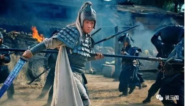 【猛将传】《三国演义》第一儒将:赵子龙