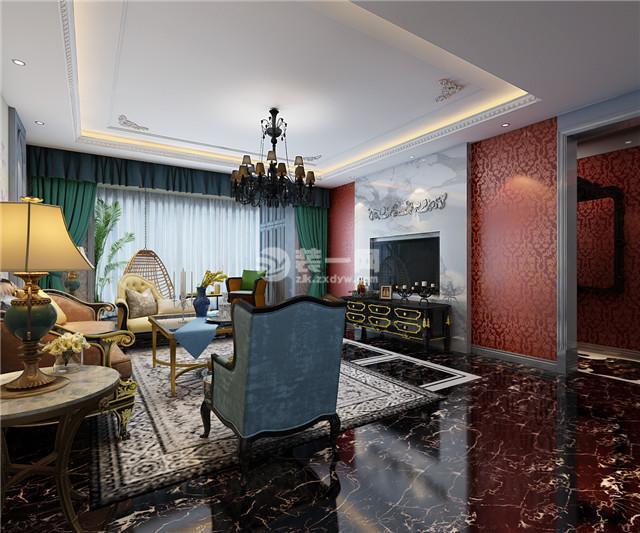 灵峰山庄的这套135平米的三居室房子,是新古典风格的装修,大气雅致是对它最好的形容,地板的样式绝对是不多见,显得很独特,客厅的样子真的是美极了,怎么看都不会腻,阳台也得到了很好的利用,吊椅看的小编真的是童心荡漾,书房也是充满人文的气息的地方,卧室是优雅舒适的,快和张家口装修公司小编一起欣赏吧。