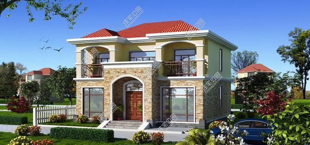 农村自建房该如何设计房屋尺寸,堂屋与卧室又分别是多少才合适?图片