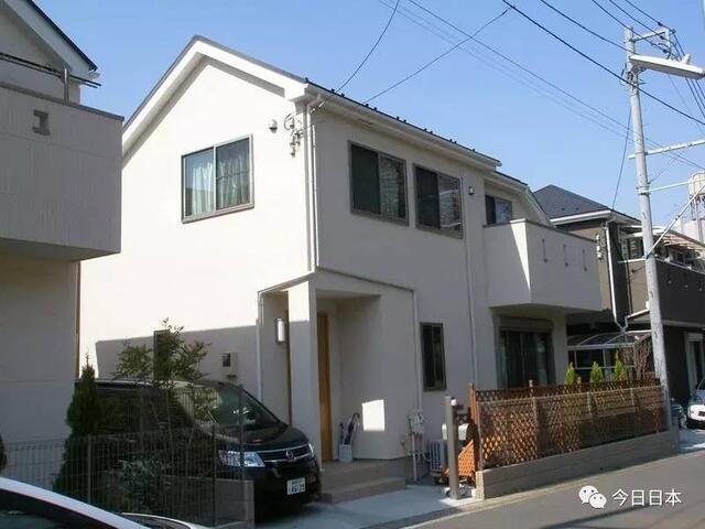 日本人现在住的房子都是什么样的?