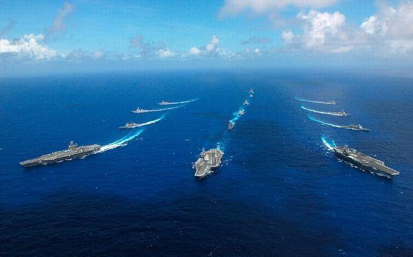 2019年世界军力排行_2019年世界军力排行榜出炉,前三名依旧是中美俄,这国