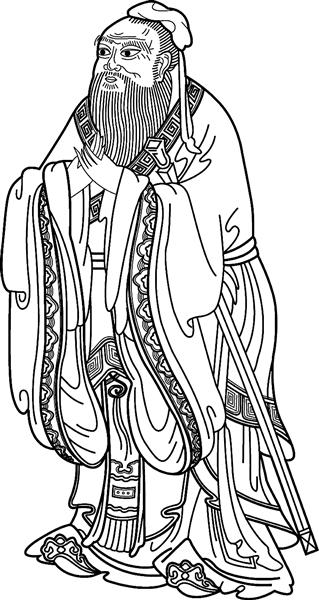 董仲舒朱熹_孔子是这一学问的开创者,孟子,荀子,董仲舒,韩愈,朱熹,王阳明,梁漱溟
