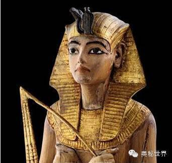 揭 古埃及法老王图坦卡蒙死亡真相图片