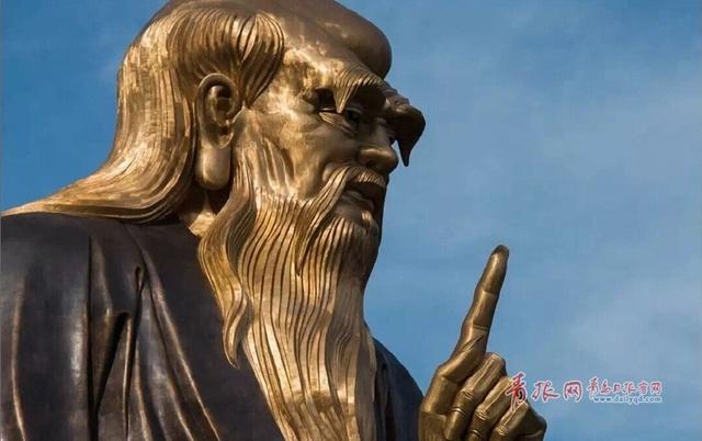先睹为快!崂山太清宫建成世界最大老子像
