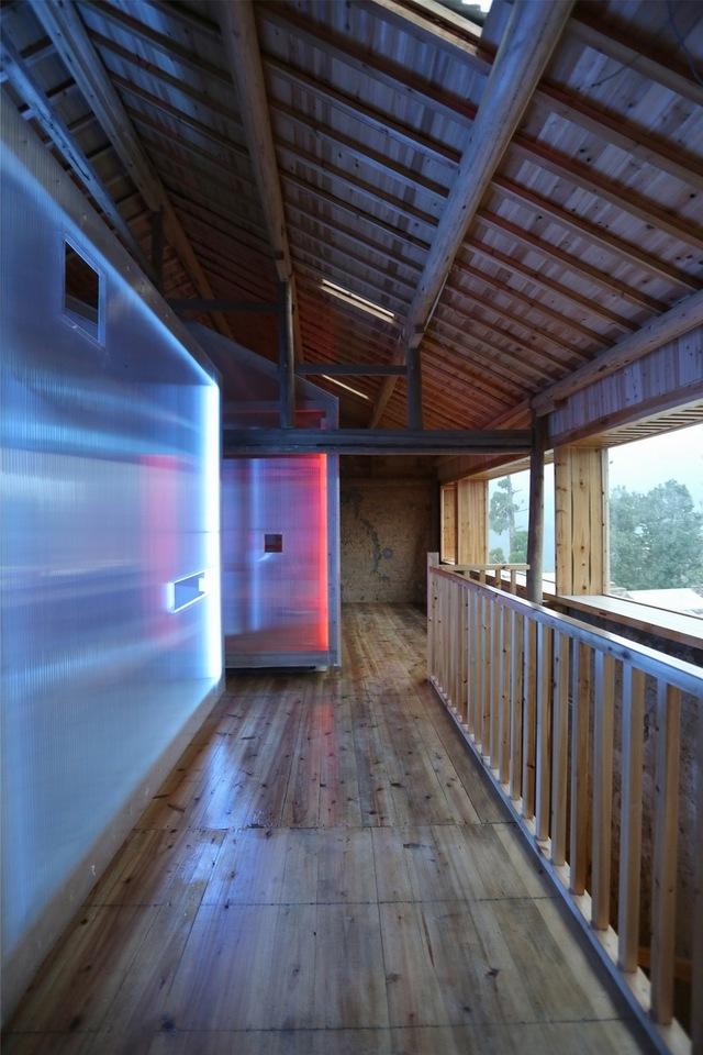 """设计师为浙江一座老房子安上了一颗年轻的""""心"""""""