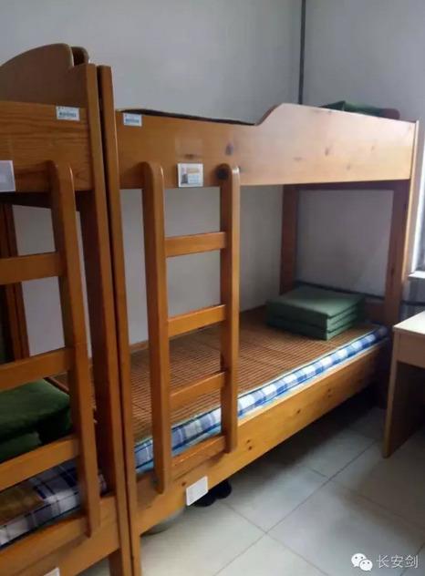 燕城监狱内部究竟什么样子?宿舍如大学