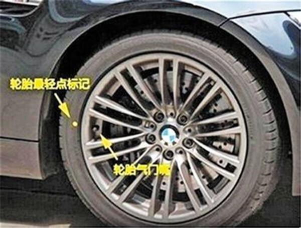 勾臂会式垃圾车厂家来说所神秘的轮胎气压图片