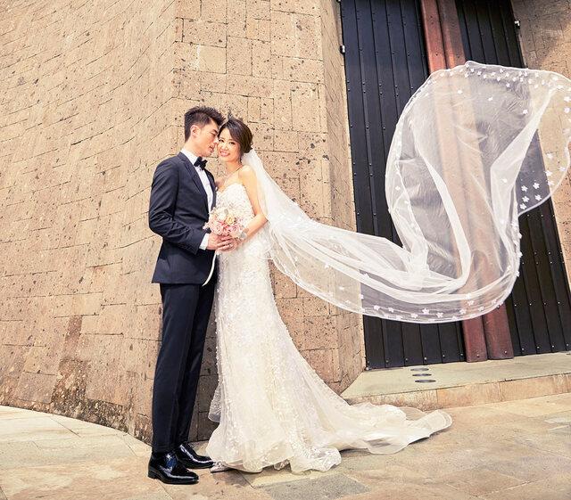 《林心如霍建华婚礼浪漫全程》图片