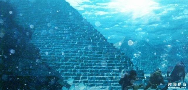 海底也有金字塔? 水下古城藏有什么惊世秘密?