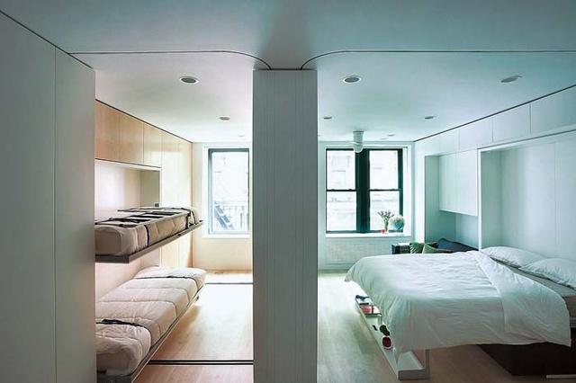 亿万富翁竟然住这样的40平米小房子