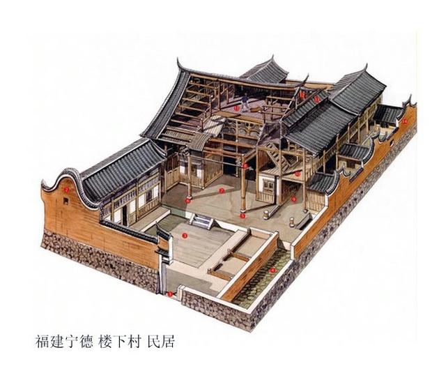15/20李乾朗所作的《穿墙透壁--剖视中国经典古建筑》一书中含有多个