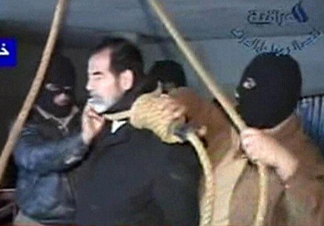 萨达姆为什么会被绞刑