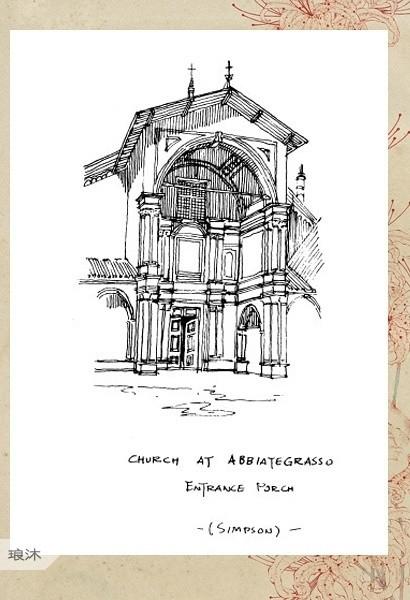 看看梁思成的建筑手绘稿 这才是高精尖的设计师-凤凰