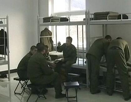 美俄越四国军营宿舍对比 差距了然图片