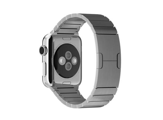 苹果首款智能手表两种尺寸和多种式样的表带组成了30
