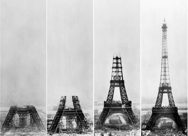 巴黎埃菲尔铁塔,伦敦塔桥