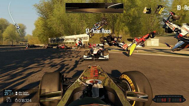 模拟驾驶游戏《赛车计划》高清游戏截图欣赏