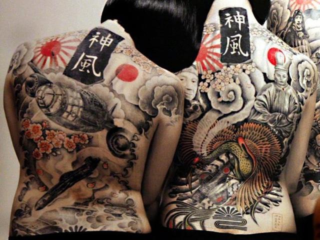 战争纹身素材手稿